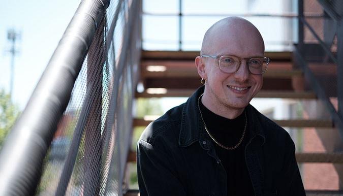 Stefan, Eating Disorder Victoria Peer Mentor, Melbourne
