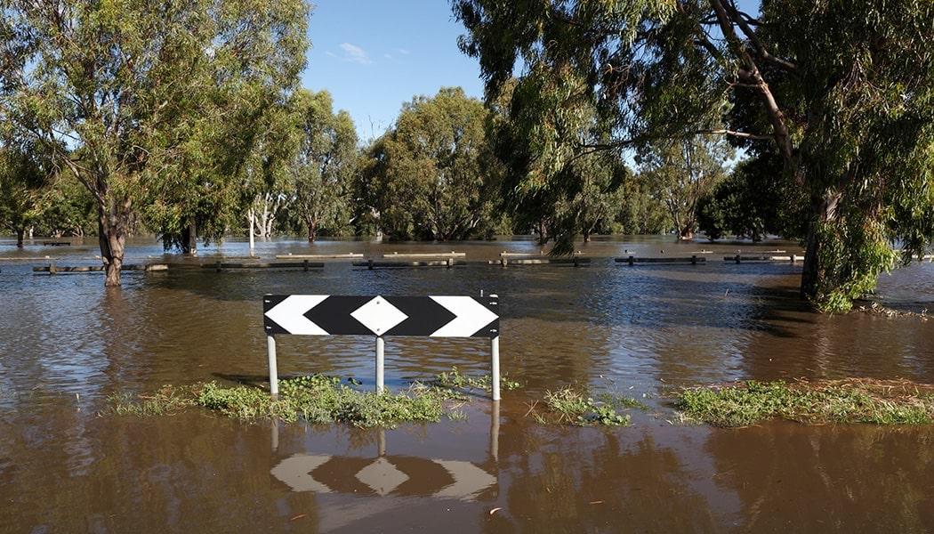 Image of flood emergency