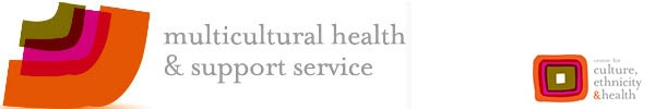 Centre of culture, ethnicity and health - multicultural health and support service logo