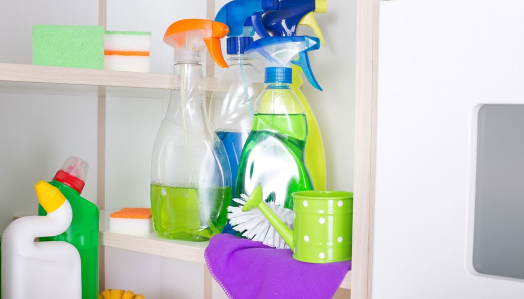 Chemicals in the home